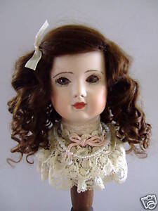 Wig-Mohair-for-Antique-Doll-doll-Wig-T3-22-5cm-Made-in-France
