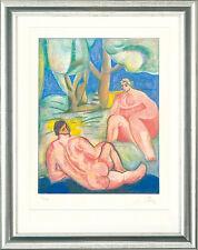 """Sandro Chia (geb./born 1946), sign., num., """"Primavera"""", 1998"""