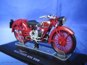MOTO-GUZZI-GTS-500-1-24-MODEL-STARLINE-99031-NEW