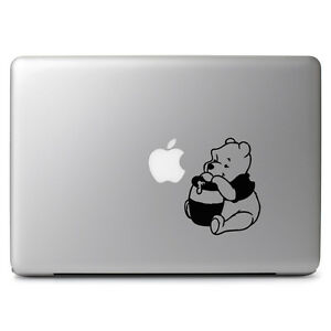 Winnie-Pooh-Honey-Pot-for-Macbook-Air-Pro-Laptop-Car-Window-Vinyl-Decal-Sticker