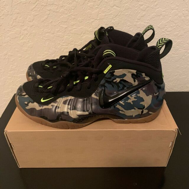 Nike Air Foamposite Pro Electric Green New Images ...
