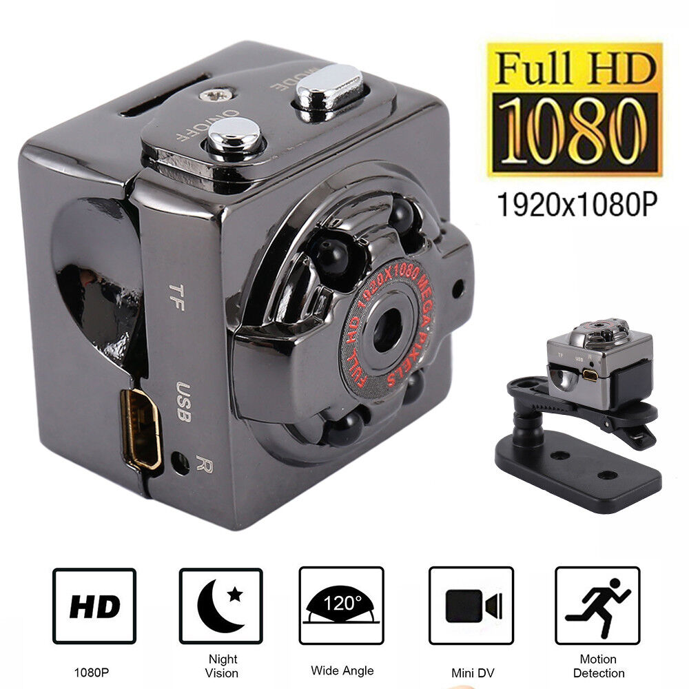 Mini Telecamera Micro Spia Nascosta Sq8 1080P Microcamera Infrarossi Notturna 5