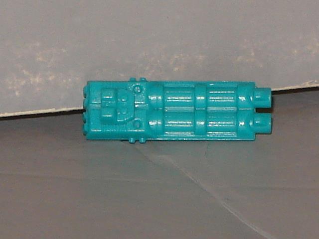 G1 TRANSFORMER PRETENDER PINCHER SMALL GUN LOT CLEANED  STRESS MARK