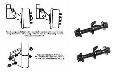 Hyundai Accent 1995/>2005 Eibach rear camber bolts kit