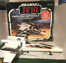 Star Wars Vintage X Wing Fighter  Complete Boxed With Instructions