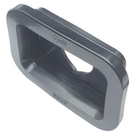GROTE 93402 Grommet,PVC,Black