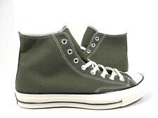 54df4e6337b975 Converse Men s Chuck Taylor All Star 70 Hi Retro Sneaker Herbal Black Size  10.5