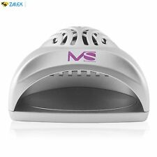Nail Dryer Machine UV Light Curing LED Lamp Fan Acrylic Gel Art Polish Manicure