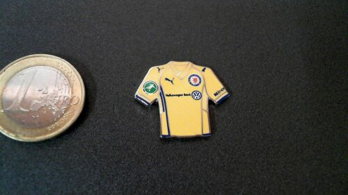 Eintracht Braunschweig Trikot Pin 2009//2010 Home Badge Kit VW