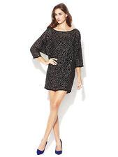 FRENCH CONNECTION FCUK 'Zola' NWT Studded Chiffon Dress/Tunic Sz 10 $288