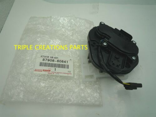 RH 8790860841 OEM OUTER MIRROR GENUINE Toyota 87908-60841 ACTUATOR ASSY