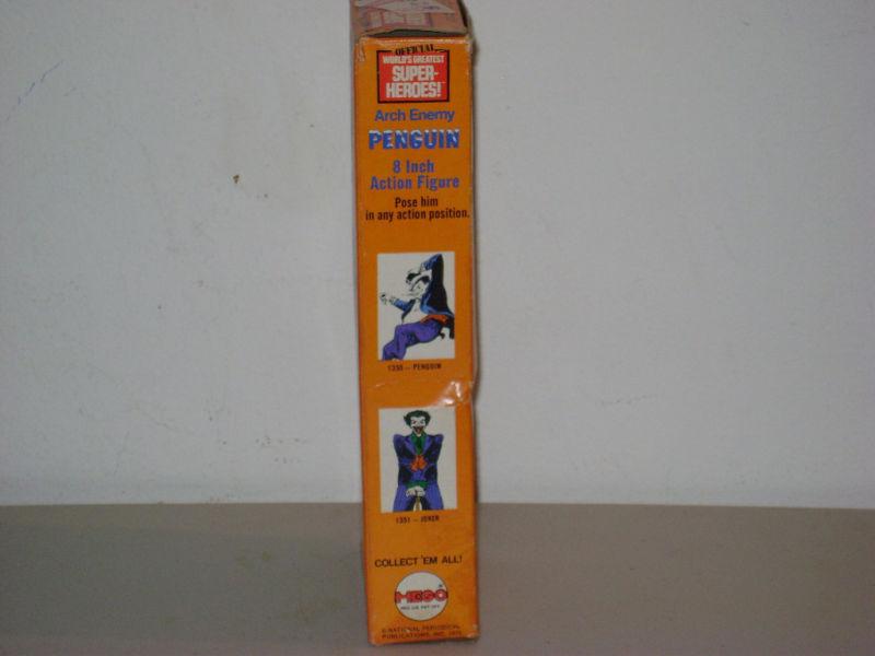 1974 1974 1974 Mego 8 Penguin T1 En Caja Bonita 42a9f6