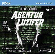 Agentur Luzifer * CD 9-teiliges Science-Fiction-Hörspiel von Michael Gaida Pidax