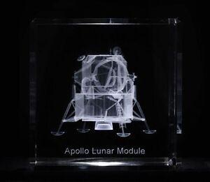 NASA-Spacecraft-Apollo-Moon-Lander-Glass-Cube-Laser-Etched-from-NASA-Blueprints