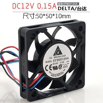 Delta EFB0512MA 50MM 3-Pin Fan
