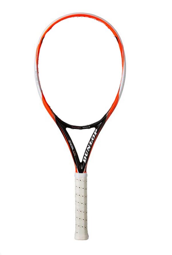 Dunlop NT R5.0 Lite - Tennisschläger - - - unbesaitet - weiß-schwarz-Orange - 677087 a1dc79