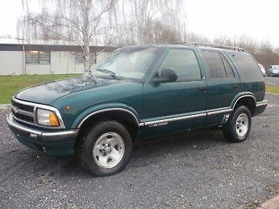 Find Chevrolet Blazer P Dba Kb Og Salg Af Nyt Og Brugt