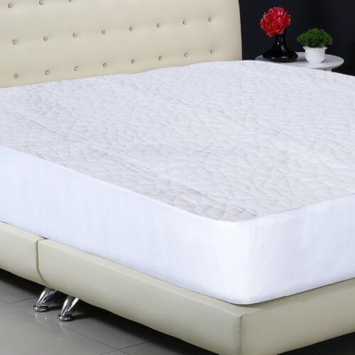 Protect-a-Bed CAL King Snow Nordic Chill Fiber fitted mattress protector