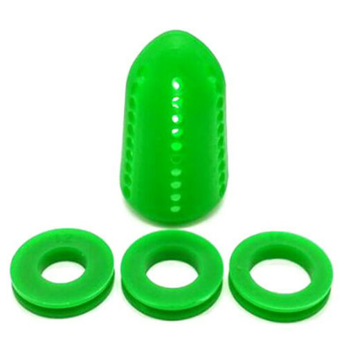 Silicone Silencer Muffler For Hookah Shisha Water Smoking Pipe Pipe Accessory~PL