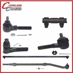 6Pc New Steering Kit for Jeep Grand Cherokee Tie Rod Links Adjusting Sleeves Set