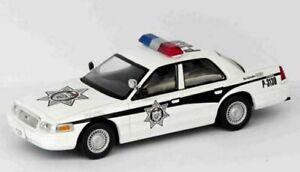 FORD Crown Victoria - Police - Atlas 1:43