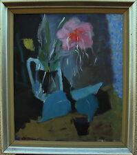 Axel Werner Ekelund * 1919, Stillleben mit Glaskrug, datiert 1943