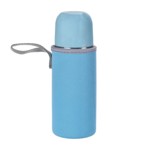 Womens Water Cup Men/'ss Clear Plastic Water Cup Bottle Portable Bag Multicolor