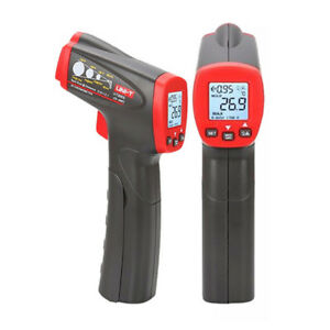 Q80-UT300S-Digital-Infrarot-IR-Thermometer-Temperatur-Tester-mit-LCD-Batterie