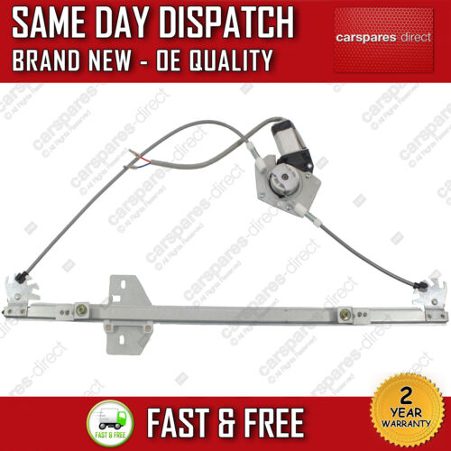 FOR IVECO DAILY 1997/>2011 FRONT LEFT SIDE ELECTRIC WINDOW REGULATOR WITH MOTOR