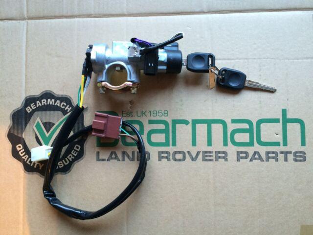 Bearmach Land Rover Discovery 1 300TDI Interrupteur Allumage & verrou de direction-STC1435