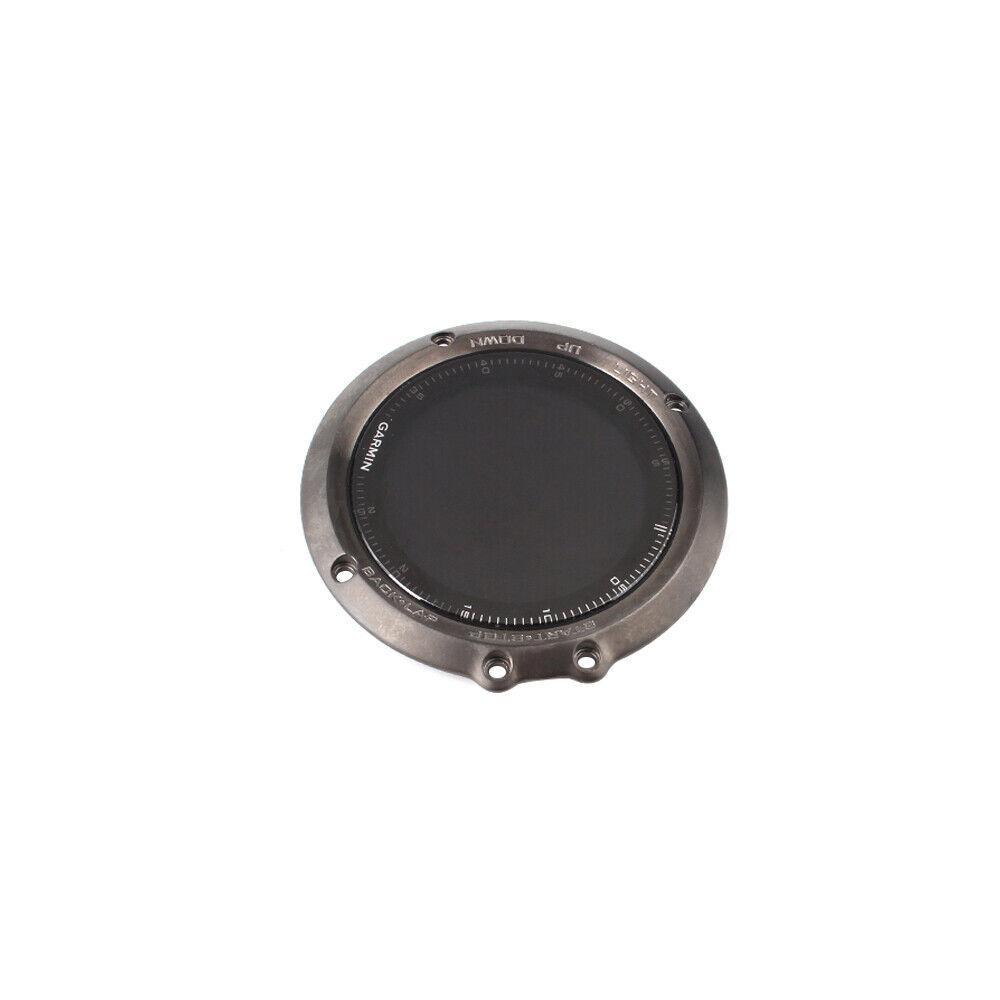 Para Garmin Fenix 3 3HR Estuche de reemplazo GPS Reloj Correr frontal con LCD nuevo.