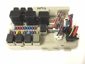 image is loading 04-05-06-nissan-maxima-fuse-box-284b77y010-