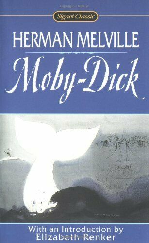 Moby-Dick (Signet Classics),Herman Melville