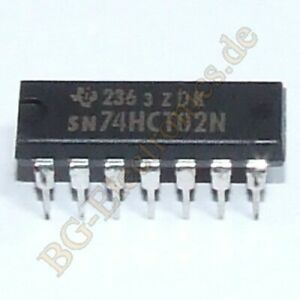10 x SN74HC02DR HC02 74HC02DR SOP14 QUADRUPLE 2-INPUT POSITIVE-NOR GATES