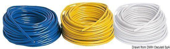 Elektrokabel Elektrokabel Elektrokabel dreiseitige gelb 63 ein marca Osculati 14.595.00 9f9302