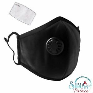 Adult-Pm2-5-Respirator-Valve-Face-Mask-Reusable-Mask-Local-Melbourne-Stock-Masks