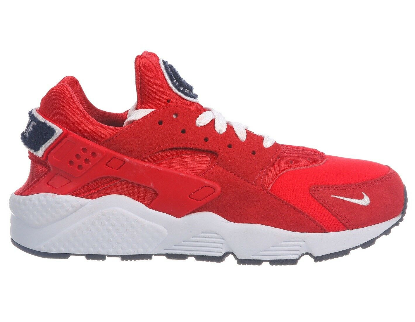 Nike Air Huarache Run Premium Varsity Mens 704830-602 Red Running Shoes Comfortable New shoes for men and women, limited time discount