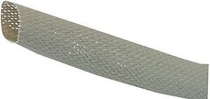 EXPANDABLE BRAIDED SLEEVING GREY 25M Accessories Cable Management - CCCB504