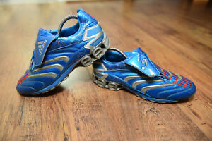 new arrival 071bb 4d356 Image is loading Adidas-Predator-Absolute-A3-AstroTurf-Trainers-Football- Boots-