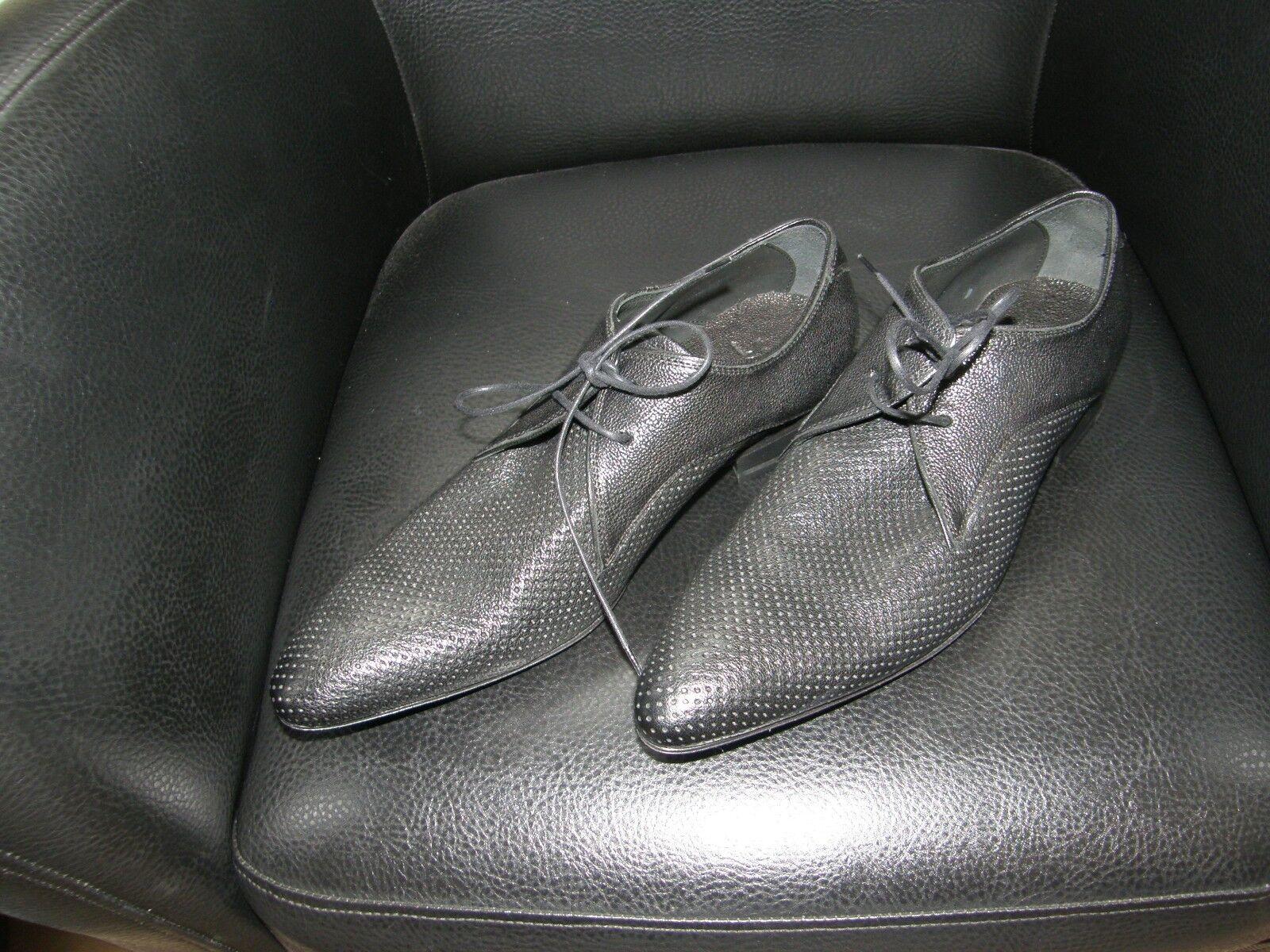Billig gute Qualität N-D-C-Made-By-Hand-Herren Gr.40-Lederschuhe Business schuhe NEU!!!!!!!!!!!!