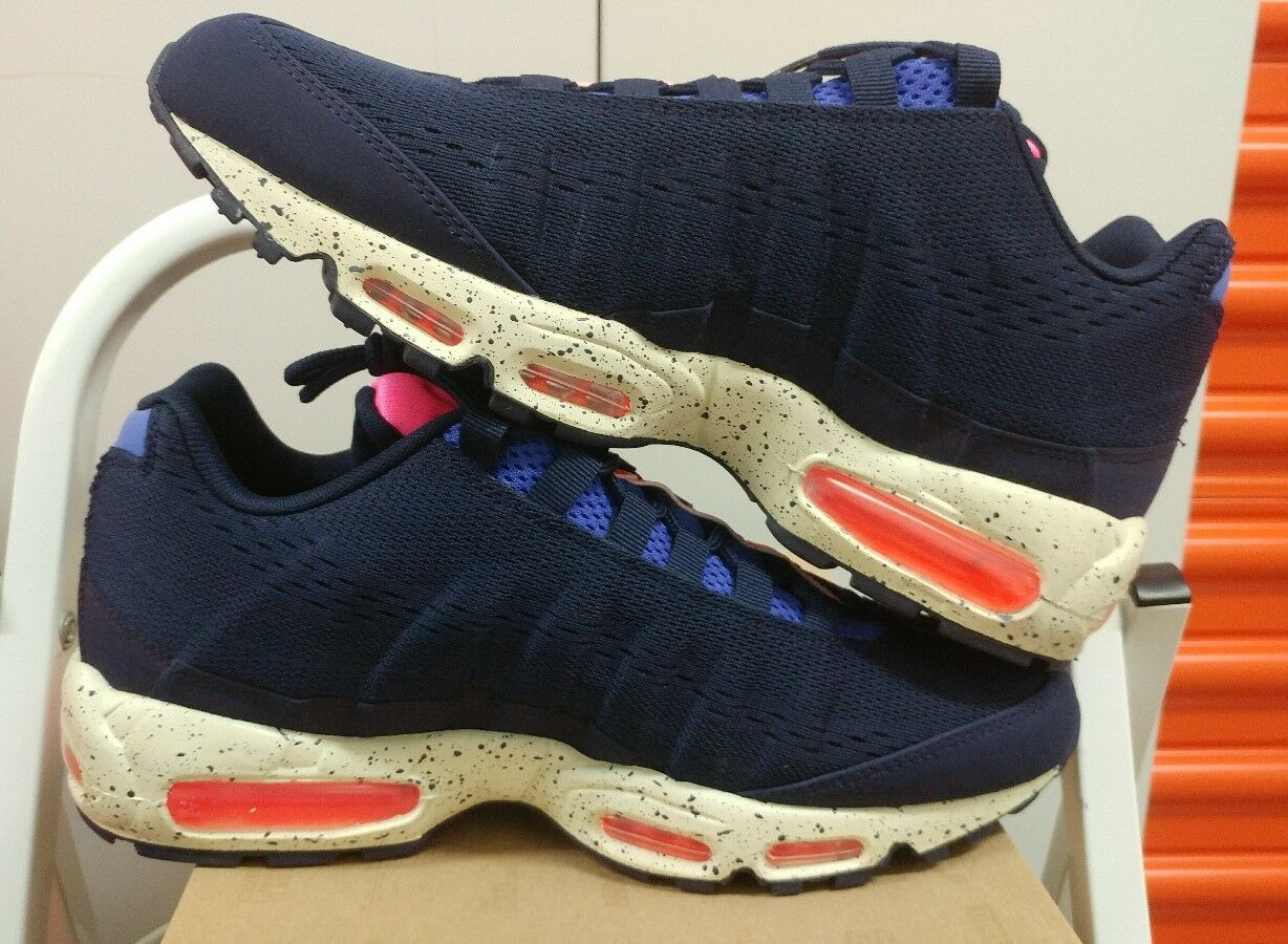 DS New Nike Air Max 95 EM 554971-164 Running shoes shoes shoes Men Size 10 Beaches of Rio ca42d3