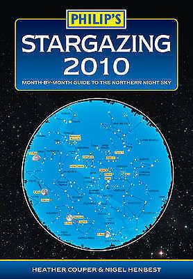 Philip's Stargazing 2010, Henbest, Nigel, Couper, Heather, Very Good Book