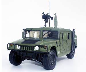 1:18 hummer h1 military vehicle willis jeep simulation alloy car