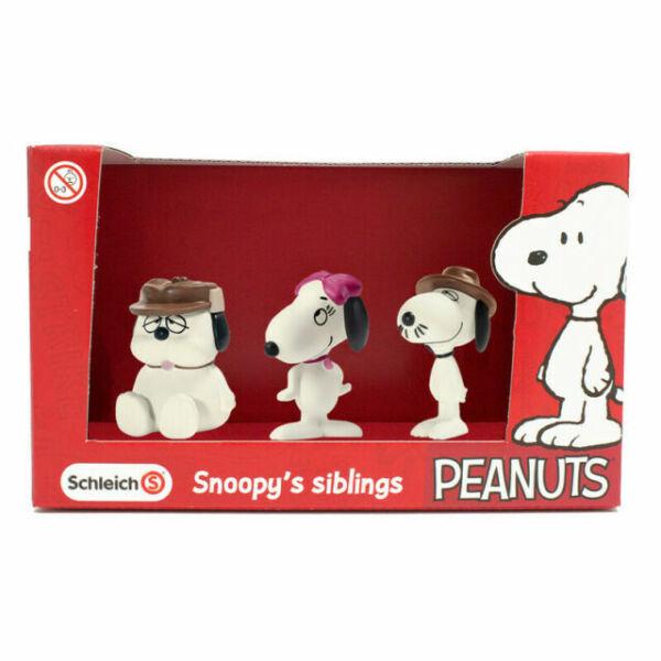 Pvc figurine bd snoopy peanut schleich 2015 snoopy charlie brown the boy
