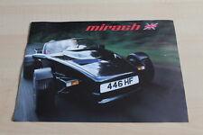 117329) Mirach Roadster Prospekt 199?