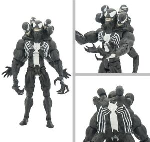 Marvel-Select-Venom-8-Action-Figure-Collectible-Toy-9-Heads-4-Heads-Edition