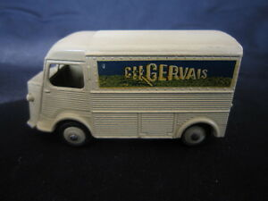 T157-DINKY-TOYS-MECCANO-FRANCE-CITROEN-1200-KG-TYPE-H-CHARLES-GERVAIS-25C-1-50