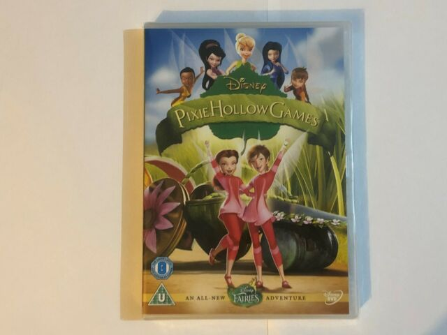 tinkerbell and the pixie hollow games full movie gomovies