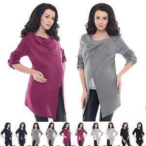 Purpless-Maternity-2-in-1-Pregnancy-and-Nursing-Sweater-Cardigan-Coat-B9005