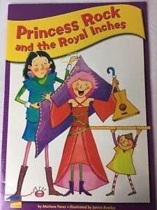 Princess-Rock-and-the-Royal-Inches-Children-Big-Book-Shared-Connections-2004